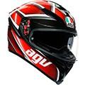 AGV full face helmets