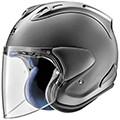 Arai open face helmets