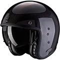 Scorpion open face helmets